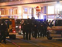 Стрельба возле синагоги в Вене: есть убитые и раненые