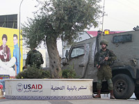 Попытка теракта в Самарии, террорист нейтрализован