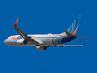 26 ноября Flydubai начнет полеты в Израиль, билеты уже в продаже