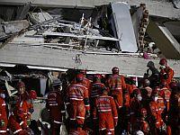 Жертвами землетрясения в Эгейском море стали десятки людей, более 800 пострадавших