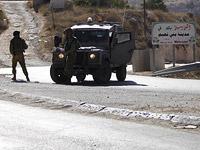 Попытка теракта неподалеку от Хеврона, нападавший нейтрализован
