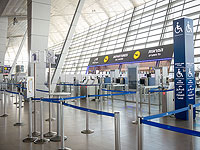 В аэропорту Бен Гурион открывается лаборатория проверок на коронавирус