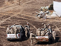 """СМИ: на Синае погибли семеро миротворцев, один доставлен в """"Сороку"""""""