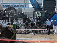 При взрыве на заводе в Ашдоде погибли палестинский араб и иностранный рабочий