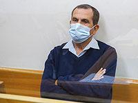 Мэр Ор-Акивы Яаков Эдри во время судебного заседания. 10 ноября 2020 года