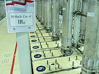 На фоне мирных заявлений Зарифа в Натанзе запускают в центрифуги гексофторид урана