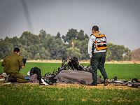 При крушении самолета на юге страны погибли офицер запаса и солдат ЦАХАЛа