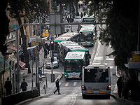Во время карантина общественный транспорт будет работать по старому расписанию