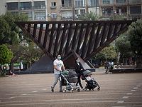 С 3 января прививочный пункт откроется на площади Рабина в Тель-Авиве
