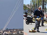 Ракетные обстрелы из Газы и теракты в Израиле в 2020 году. Статистика