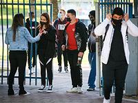 """Список """"красных"""" городов увеличивается, более 600 тысяч школьников прекратили фронтальную учебу"""