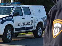 На севере Израиля сожгли еще одну патрульную машину