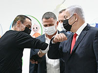 """""""Миллионный"""" вакцинированный в Израиле был осужден за два убийства"""