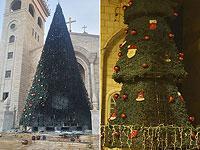 Задержан третий подозреваемый в причастности к поджогам рождественских елей в Сахнине