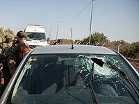 В округе Биньямин камнями ранена женщина, пострадавшая в тяжелом состоянии