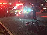 В ДТП на 4-м шоссе велосипедист получил тяжелую черепно-мозговую травму