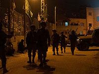 """ЦАХАЛ опубликовал фото и видео операции по розыску причастных к """"каменной атаке"""" в Биньямине"""