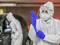 Британскую мутацию коронавируса впервые выявили у человека, заразившегося в Израиле
