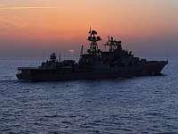 Командир российского эсминца подозревается в краже гребных винтов