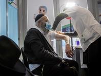 Израиль: снижение числа пациентов старше 60 лет в тяжелом состоянии указывает на то, что вакцина действует