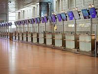 СМИ: правительство готовится закрыть аэропорт Бен-Гурион для входящих и исходящих рейсов