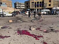 Теракт в Багдаде: число пострадавших превысило 100 человек