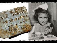 Леа Юдит Де Ла Пенья и найденный в Собиборе её медальон