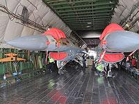 """Израиль продал в Северную Америку 29 F-16 для имитации """"красных"""""""