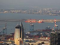 """Израиль отклонил предложение США провести проверку Хайфского порта на предмет безопасности """"от китайской угрозы"""""""