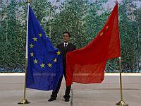 Китай стал крупнейшим торговым партнером Евросоюза в 2020 году, обогнав США