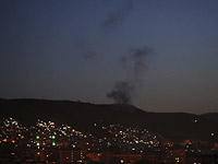 Дамаск: израильская армия применила баллистические ракеты для обстрела целей в Сирии