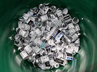 Полиция задержала онлайн-продавцов использованных флаконов из-под вакцины Pfizer