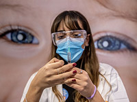 Вакцинация против коронавируса: более 55% взрослых израильтян привиты полностью, Израиль остается мировым лидером