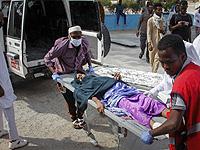 Теракт в столице Сомали; десятки погибших и раненых