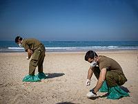 СМИ: с помощью частного агентства установлены владельцы танкера, сбросившего нефть возле побережья Израиля