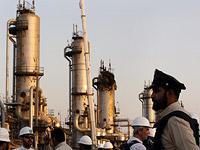 Пожар на нефтеперерабатывающем объекте в Саудовской Аравии в результате атаки хуситских повстанцев