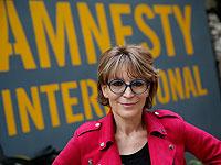 Глава Amnesty International Агнес Каламард