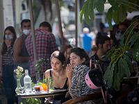 """""""Коронавирусный светофор"""" в Израиле: все города """"зеленые"""""""