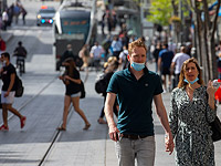 С 18 апреля в Израиле отменяется обязательное ношение масок на улице