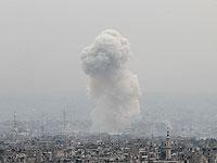 Российский авиаудар по базе террористов в Сирии, сообщается о 200 убитых