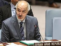 Сирия потребовала от ООН осуждения атаки израильских ВВС
