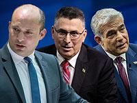 """Лидеры партий """"Ямина"""", """"Тиква Хадаша"""" и """"Еш Атид"""" высказались по поводу создания правительства национального единства"""