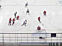Юниорский чемпионат мира по хоккею. Сборная Латвии проиграла канадцам
