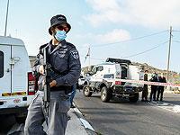 Теракт на перекрестке Тапуах. Есть раненые