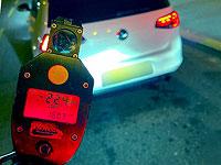 """Полиция задержала """"гонщика"""" из Умм эль-Фахма: 224 км/ч на трассе с ограничением 90 км/ч"""