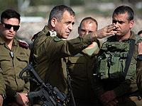 Начальник генштаба ЦАХАЛа распорядился расширить атаки на сектор Газы