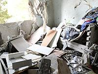 В Ашдоде ракета попала в жилой дом