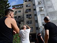 Полиция: зафиксированы два попадания ракет в Ашдоде и шесть попаданий в Ашкелоне