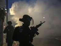 Беспорядки в Лоде, полиция открыла огонь