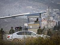 Теракт с применением огнестрельного оружия в Самарии. Есть раненые